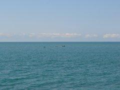 ГДР «РоманТиС» находится в 50-ти метрах от моря